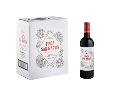 Finca San Martín Crianza releases a unique 2017 vintage, renewing its image